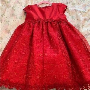 Children's Laura Ashley Holiday Dress